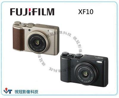 ~視冠台中~現貨 FUJIFILM 富士 XF10 隨身機 APS-C 32G全配 觸控螢幕 4K連拍 藍牙傳輸 公司貨