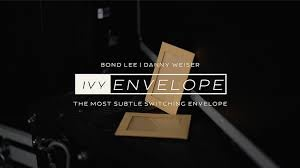 IVY ENVELOPE (Gimmicks and Online Instructions) by