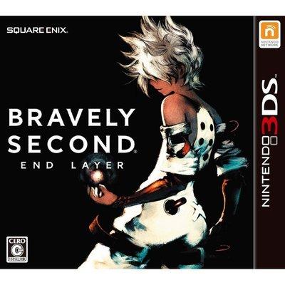 現貨供應中 【遊戲本舖2號店】日版 3DS 勇氣默示錄2 Bravely Second:End Layer