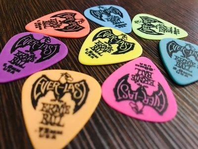 【老羊樂器店】ERNIE BALL EVERLAST 吉他彈片 PICK 匹克 撥片 1入 0.48mm~2.0mm