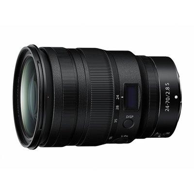 NIKON Z 24-70mm f/2.8 S 恆定光圈  24-70 f2.8s  For z7 z6