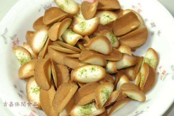 【吉嘉食品】味良野-海苔煎餅(奶蛋素).300公克[#300]{3191-5}