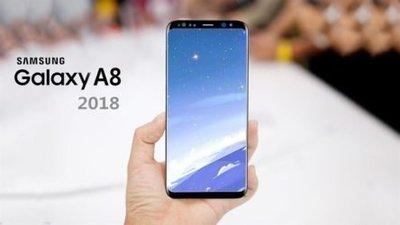 【林Sir 手機 嘉義館】全新 三星 A8 2018 A530F 4G/32G 5.6吋 黑/金/紫 +送玻璃保貼