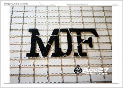 [ACE27 艾斯設計] MJ Fresh Gang 卡點西德 MJF 頑童 MJ116  機車貼 彩貼