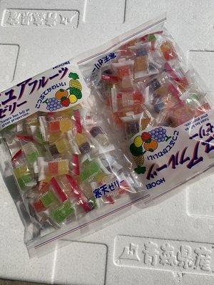 長慶水果~日本進口愛知縣【寒天水果軟糖...