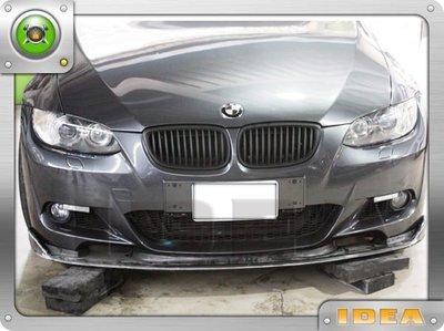 泰山美研社20121902  BMW E90 E92  320 325 改成E92 M3 PP材質 大包總成