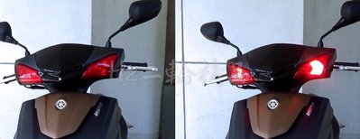 Hz二輪精品 勁戰五代 方向燈貼片 前方向燈殼 定位燈 燈殼變色片 小燈貼片 尾燈殼 後煞車燈貼片 貼膜 包膜 五代勁戰