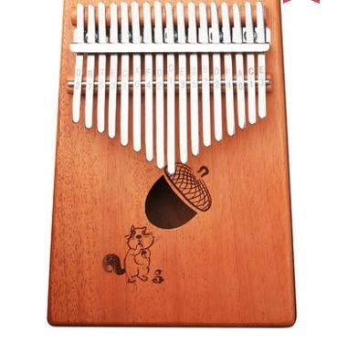 17音拇指琴便攜易學不用學口袋樂器卡林巴兒童手指琴
