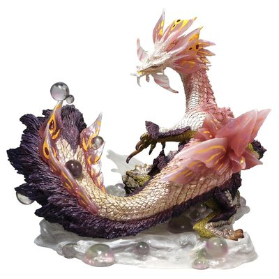Monster Hunter 魔物獵人CFB手辨泡狐龍
