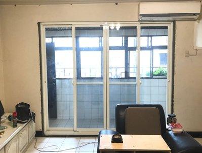 鴻飛鋁門窗@大和賞110型氣密窗