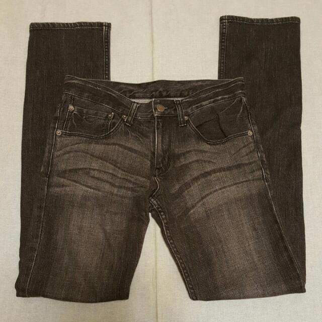 日本COMPASS男生牛仔褲