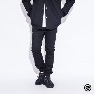(MARVELOUS) SQUAD 2015 F/W SQUAD New Necking Pants 新版縮口褲 黑色