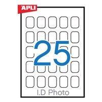 【全新含稅】電腦專用大頭貼 相片貼紙 相片紙 標籤貼紙 30x40mm (噴墨印表機專用) A4x10張
