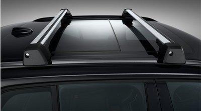 Volvo 富豪 原廠 選配 純正 部品 XC40 T4 T5 536 鋁合金 車頂架 橫桿 行李架 旅行風