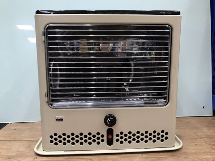 【JP.com】日本帶回 日立 OVH-A530 放射型煤油暖爐 中古美品 E1226-A37