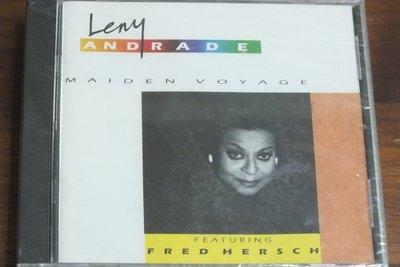 Chesky-LenyAndrade: maiden voyage-全新未拆