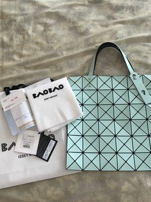 限量  雙色 三宅一生 BAO BAO包 購物包 肩背包  6X6 全新 附上購買證明
