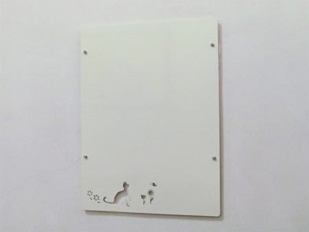 ☆成志金屬☆設計款※變電箱遮蓋板,客製尺寸,有各色選擇,可吸磁鐵,非時鐘壁畫