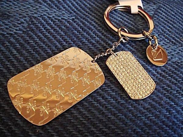 清倉大降價!美國帶回,全新從未用過 Swarovski 品牌鑲水晶吊飾鑰匙圈,低價起標無底價!本商品免運費!