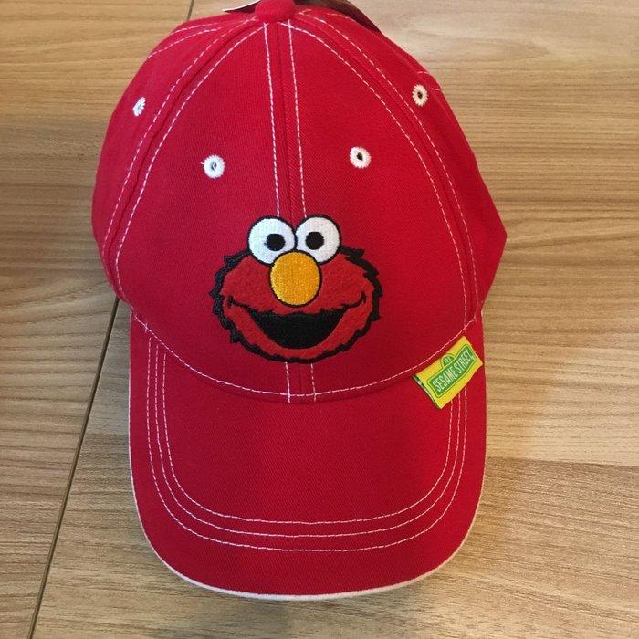 芝麻街 Sesame Street Elmo 兒童棒球帽 *帽圍約55cm