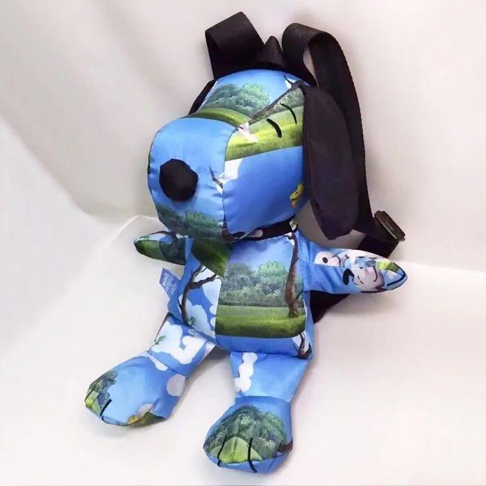 LeSportsac 全新 8267-P687 Snoopy公仔造型限量雙肩後背包 值得收藏