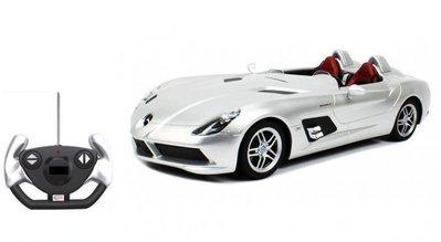 【艾蜜莉生活館】1:12 賓士 SLR MCLAREN Z199 模型遙控車/1/12超跑遙控車/搖控車(瑪莉歐公司貨)