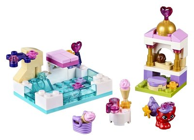 BEN HOME LEGO 41069 DISNEY TREASURE'S DAY AT THE POOL 全新未拆