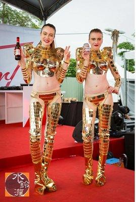Show Girl 展示 啤酒促銷 cospaly 動漫 電玩遊戲