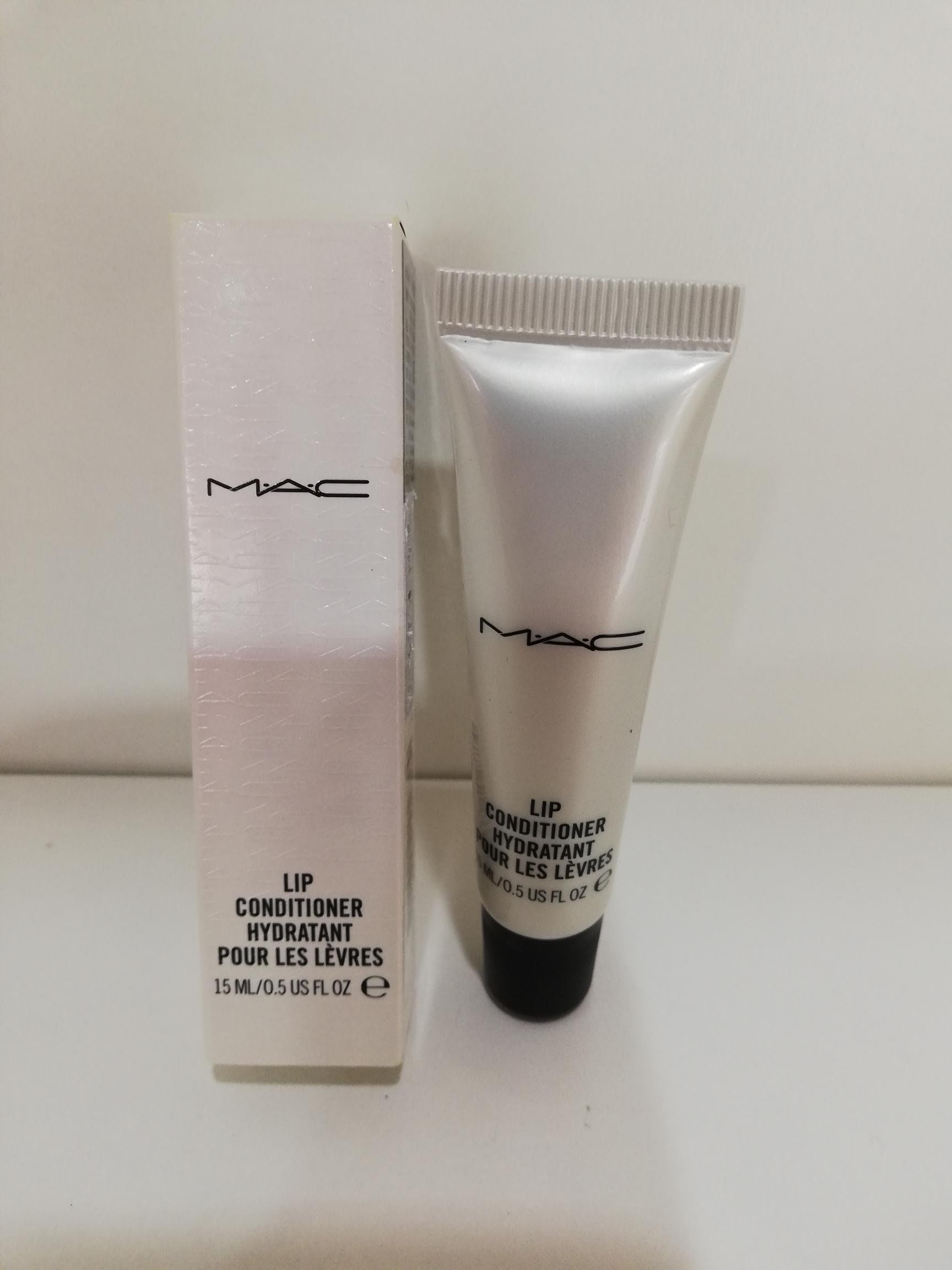 現貨-免運費MAC專業潤膚護唇膏15g(到期日2022.12.1)$780