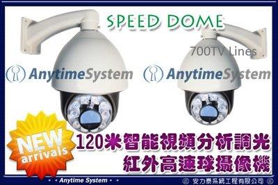 安力泰系統~-SONY30X 全功能 高速球型攝影機 700TVL 伸縮360度 快速球 迴轉球 低照度PTZ