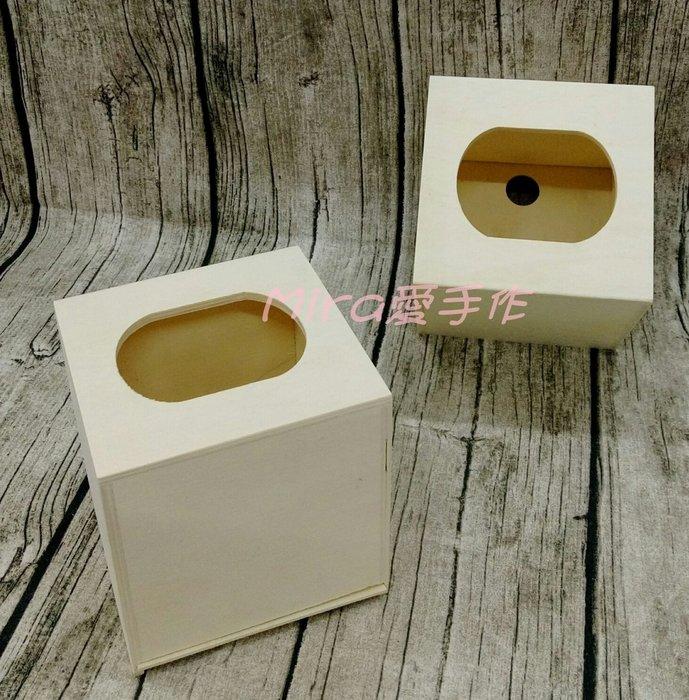 日式正方面紙盒~蝶古巴特拼貼 餐巾紙 彩繪 黏土DIY 美勞 手作 材料
