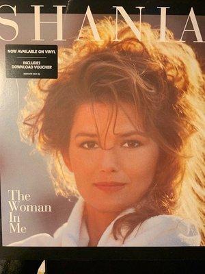 (全新未拆封)Shania Twain 仙妮亞唐恩 - The Woman in Me 女人本色專輯 黑膠LP