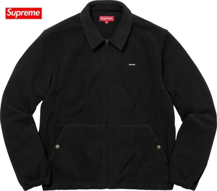 【美國鞋校】現貨 2017 AW Supreme Polartec Harrington Jacket Box 外套