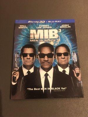 [ALEX] 正版 MIB 星際戰警3 藍光 BD 3D+2D Will Smith、Tommy Lee Jones、Josh Brolin