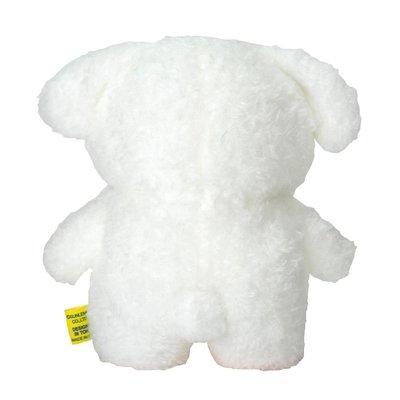 「藍天小站」 【直營】日本SUNLEMON公仔TATTON可愛風白色小狗毛絨玩具女友孩生日F5J6