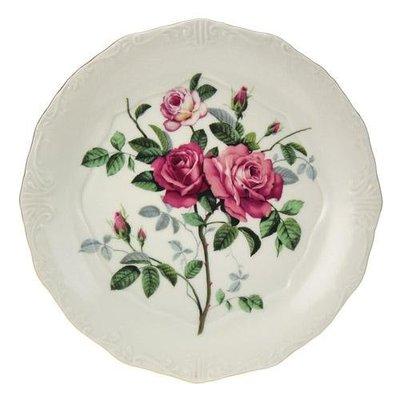日本【英蘭玫瑰 English Rose】蛋糕盤