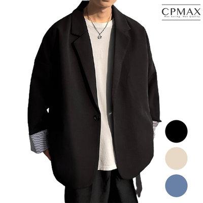 CPMAX 痞帥西裝外套 韓版潮流休閒西裝外套 韓系小西服 百搭西裝外套 西裝 男西裝外套 休閒西裝 西裝外套 E21