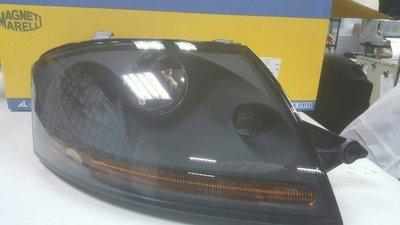 AUDI TT 8N 原廠 大燈總成~歐洲產