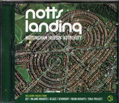 (甲上唱片) Notts Landing - Nottingham Housin Authority - 日盤