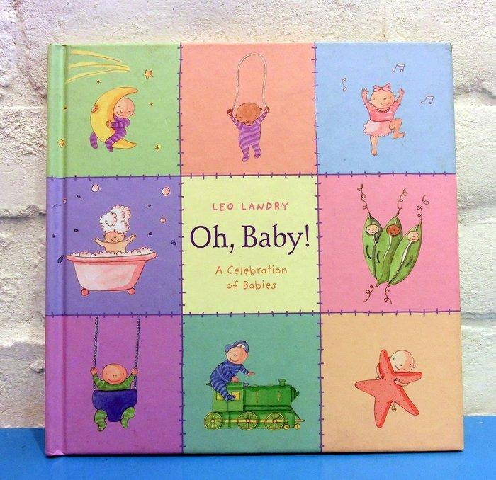 *【兒童英語繪本】*小pen家~Oh, Baby! A celebration of babies
