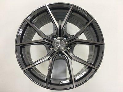 小李輪胎 耀麒 MF01-II 旋壓 17吋輕量化 鋁圈 豐田 三菱 本田 凌智 鈴木 日產 福特 現代 馬自達 納智傑