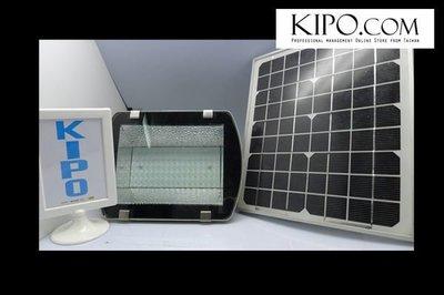 KIPO-戶外太陽能防水照明系統-廣告照明- NDI014001A 超亮LED