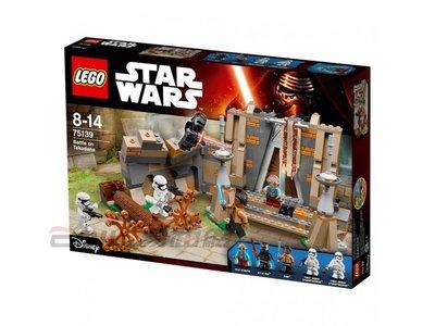 【易油網】LEGO 75139 樂高 星際大戰 Star War Battle on Takodana