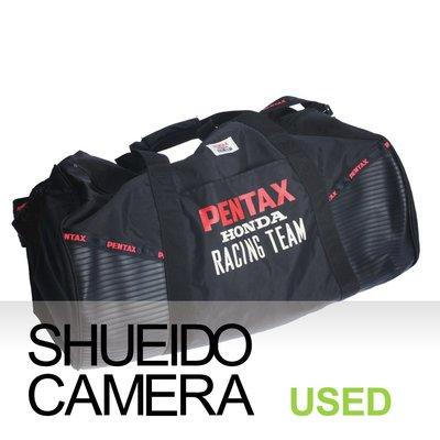 集英堂写真機【1個月保固】PENTAX X HONDA RACING TEAM競技部聯名 手提包 運動背包16476