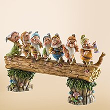 Jim Shore Fig Seven Dwarfs