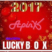 APINK [ 2017 聖誕快樂 Lucky Box ] 現貨在台-hkko2001a-幸運盒 週邊應援商品