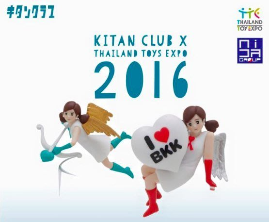 [可刷信用卡 現貨在台 不需等待] 杯緣子 一組兩款 泰國玩具博覽會 限定發售 扭蛋 KITAN 7-11節慶 生日禮物