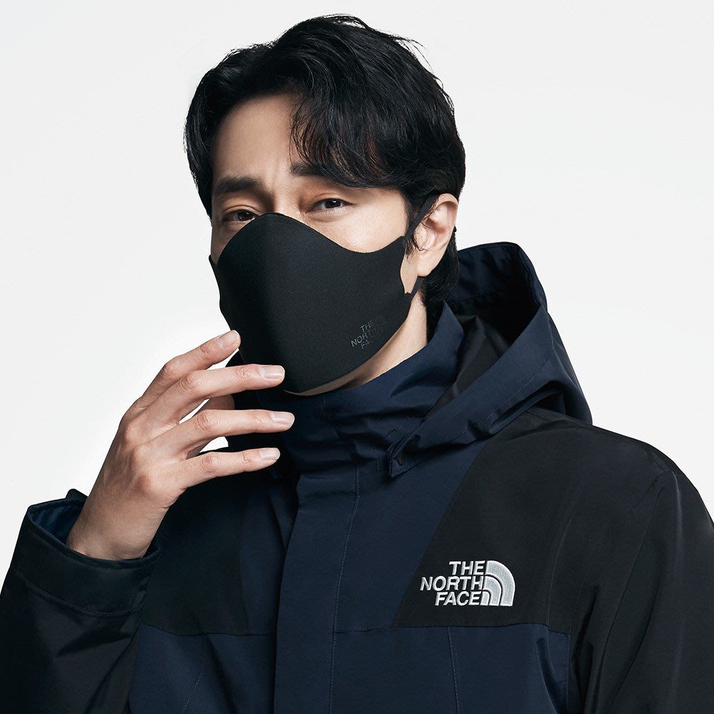 【Luxury】The North Face TNF 北臉 口罩 TNF FILTER MASK 正品代購 韓國代購