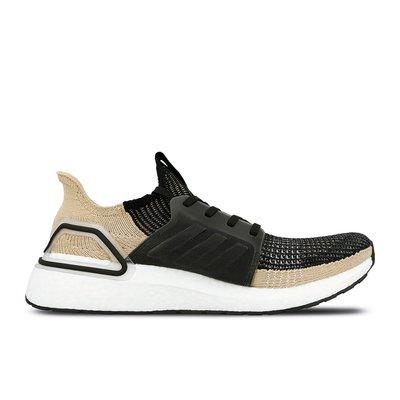 玉米潮流本舖 Adidas ultraboost 19 F35241 Boost底 編織 黑土黃 慢跑鞋
