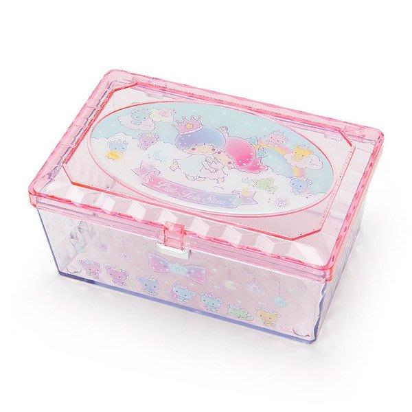 GIFT41 4165本通 飾品收納盒 雙子星 4901610913048